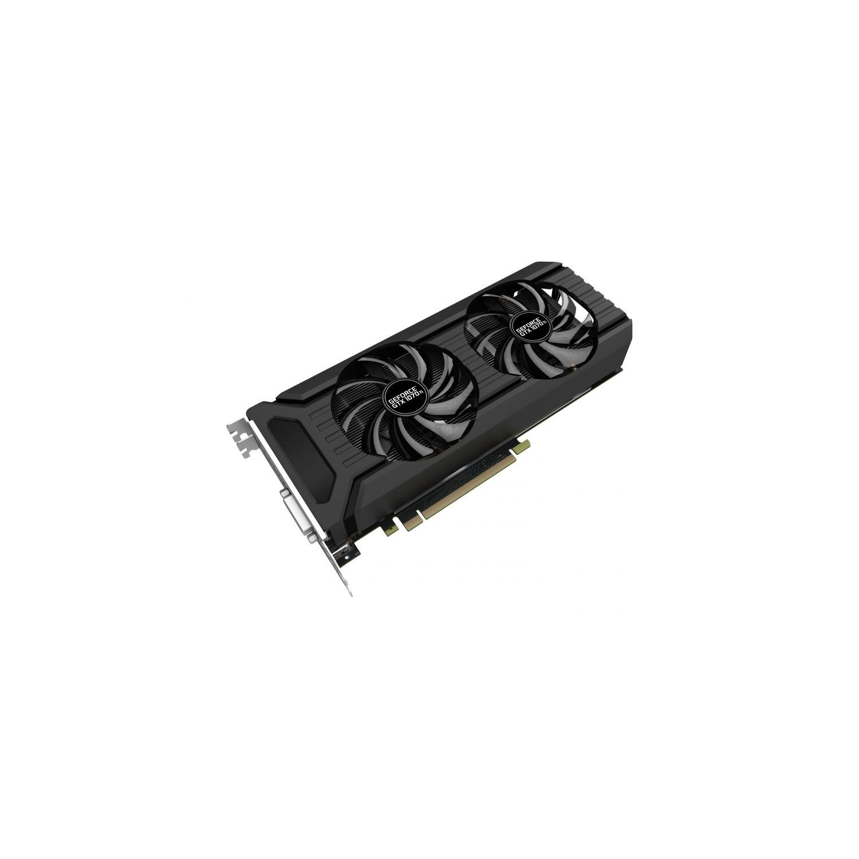 PALIT GeForce GTX 1070Ti Dual 8GB Les cartes graphiques Palit embarquent un système de refroidissement avancé et innovant, ainsi qu'un design optimisé pour offrir aux joueurs l'expérience du gaming absolu.