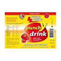 Punch Power - Sachet Punchy Drink Salé Tomates - 40g