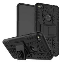 Lapinette - Coque Anti Choc Pour Huawei Ascend P8 Lite 2017 - Noir