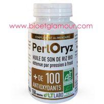 Lt Laboratoires - PerlOryz - Stress Oxydatif, Huile de son de riz Bio - Lt Labo