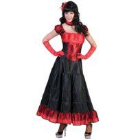 Funny fashion - Déguisement Danseuse Saloon