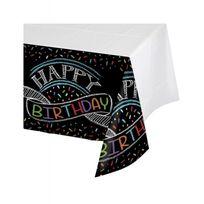 Creative - Nappe Happy birthday to you 137 x 259 cm
