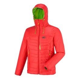 Veste Hoodie Coupe Pas Belay Achat Vente Cher Millet Rouge D9IW2HYE