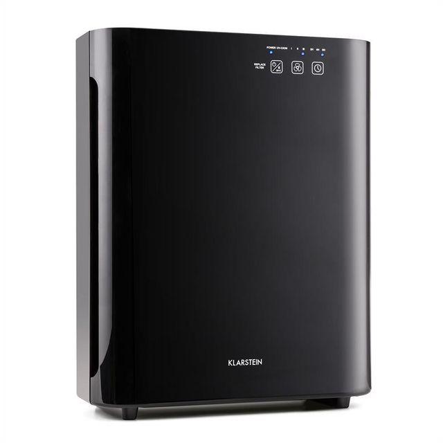 KLARSTEIN Vita Pure 2G Purificateur d'air ioniseur filtre 5x55W UV-C Touch -noir