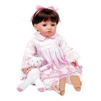 Small Foot Design - Adorable poupée de collection à adopter avec sa peluche