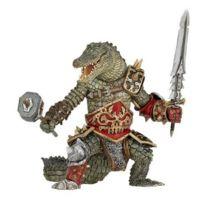 Papo - Figurine Homme Crocodile