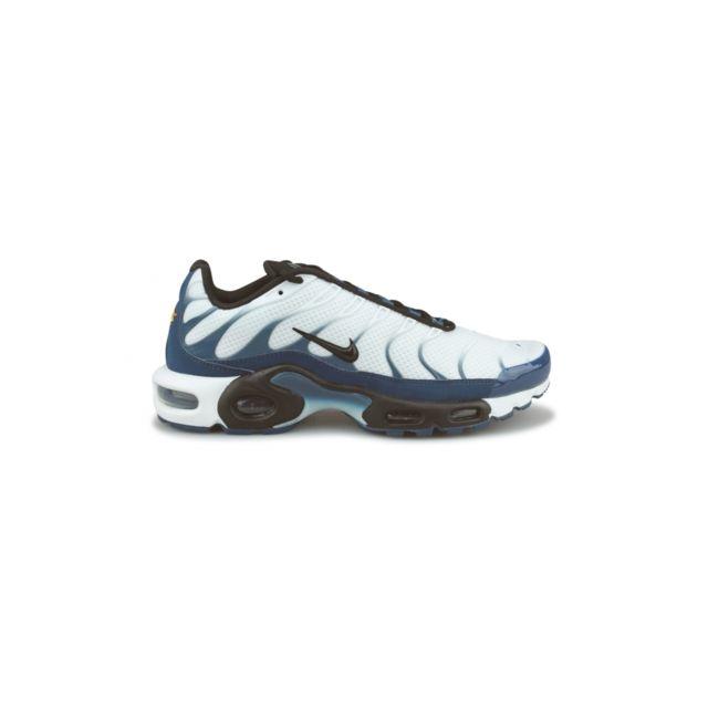 Acheter Nike Wmns Air Max plus voir 862201 100 blanc et blanc noir