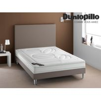 matelas dunlopillo 80x200 achat matelas dunlopillo 80x200 pas cher rue du commerce. Black Bedroom Furniture Sets. Home Design Ideas