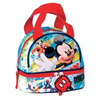 Mickey Et Ses Amis - Sac goûter isotherme Mickey Mouse