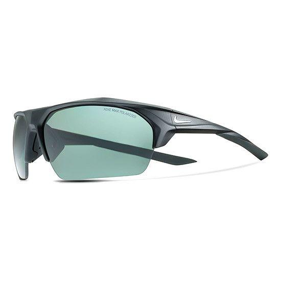 1df6ae83c2890 Nike - Lunettes Terminus noir blanc avec verres Grey Polarized - pas cher  Achat   Vente Lunettes - RueDuCommerce