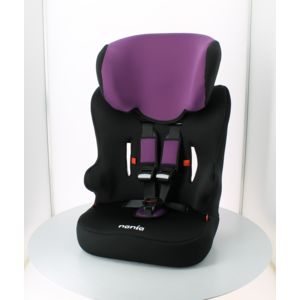 nania si ge auto speedy groupe 1 2 3 violet pas cher achat vente r hausseurs auto. Black Bedroom Furniture Sets. Home Design Ideas