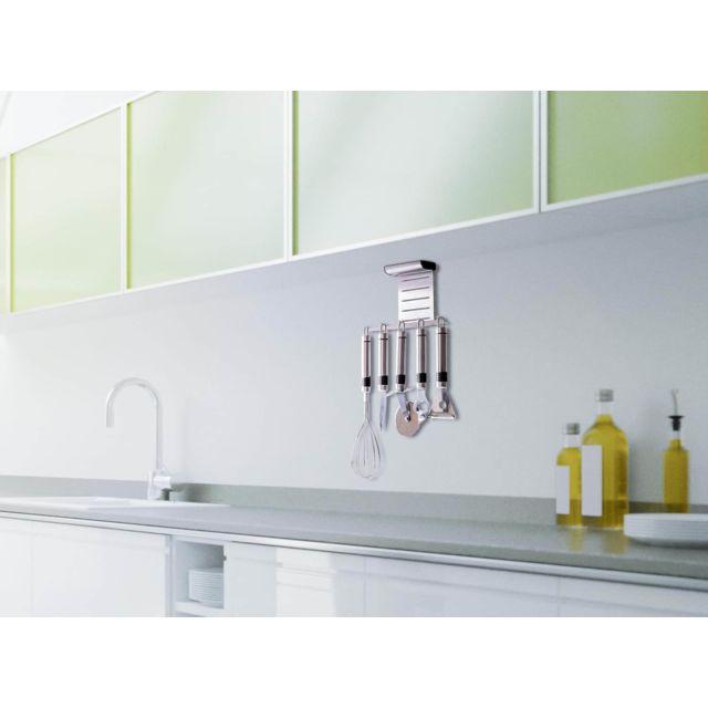 Empasa Support pour Ustensiles de Cuisine Kitchenrack - Inox
