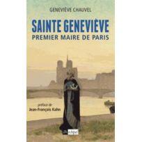 Archipel - Sainte-Geneviève, premier maire de paris