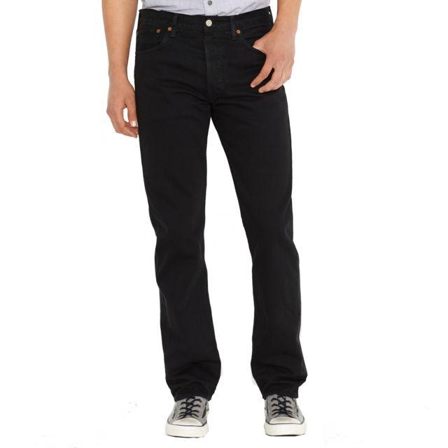 LEVI'S Jean 501 Original Black Normal Fit
