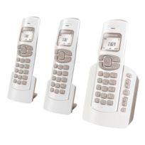 Sagemcom - D182A Trio Téléphone fixe