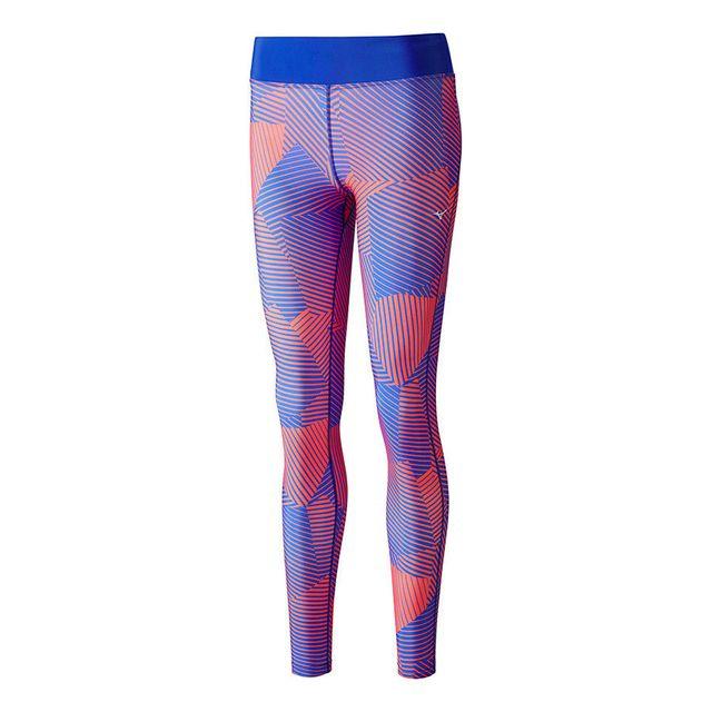 orange longs femme bleu Printed Phenix Long Tights Collants m80wyvONn