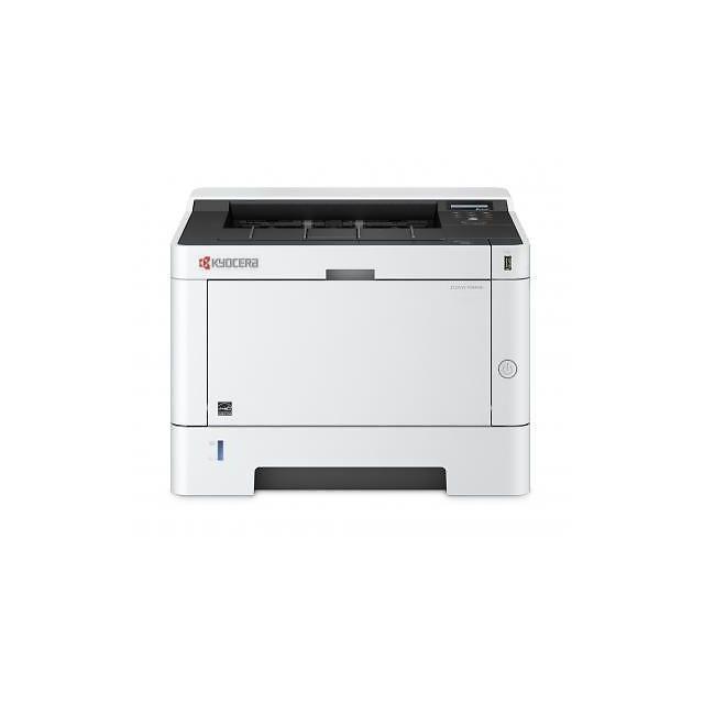 Kyocera Yashica Imprimante Laser Kyocera Ecosys P2040dn gris/noir, Usb, Lan