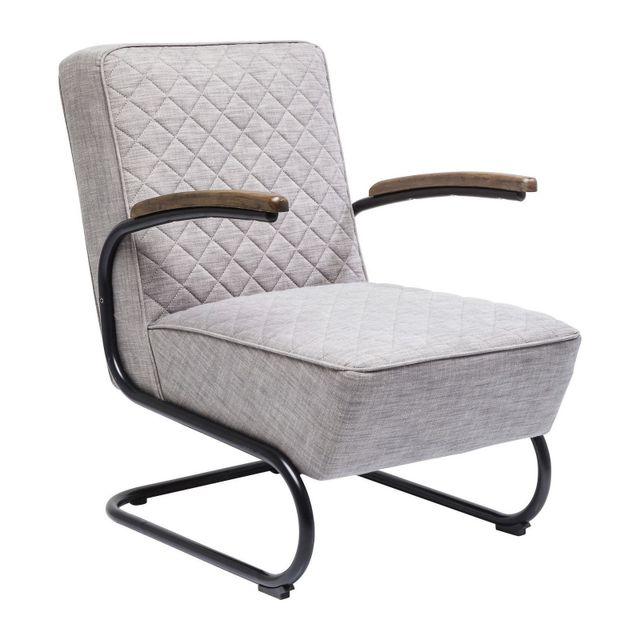 Karedesign Fauteuil Rétro gris Kare Design