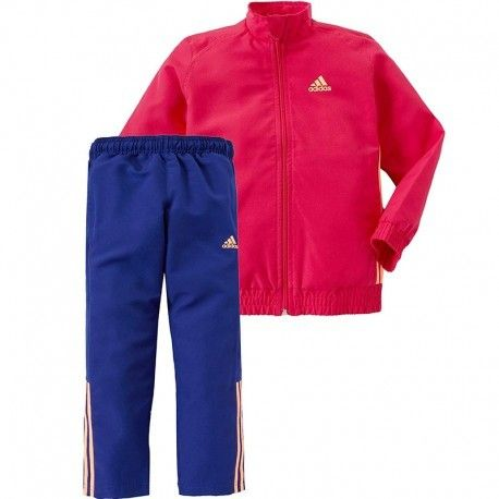 adidas survetement fille