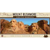 MASTER PIECES - Puzzle 1000 pièces Panoramique : Mont Rushmore