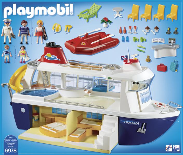 Playmobil  Bateau De Croisire    Pas Cher Achat  Vente