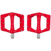 Rfr - Flat Race - Pédales - rouge