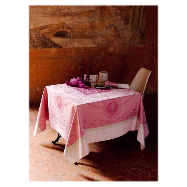 Garnier Thiebaut Chemin de table 54×149 Eugenie Candy