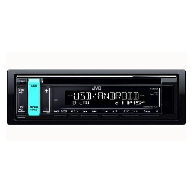 Jvc Autoradio Mp3 Kd-r491