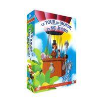 Unknown - Le Tour du Monde en 80 jours - Intégrale Saison 1 5 Dvd