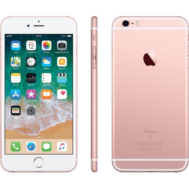 iphone 6 s plus rose neuf