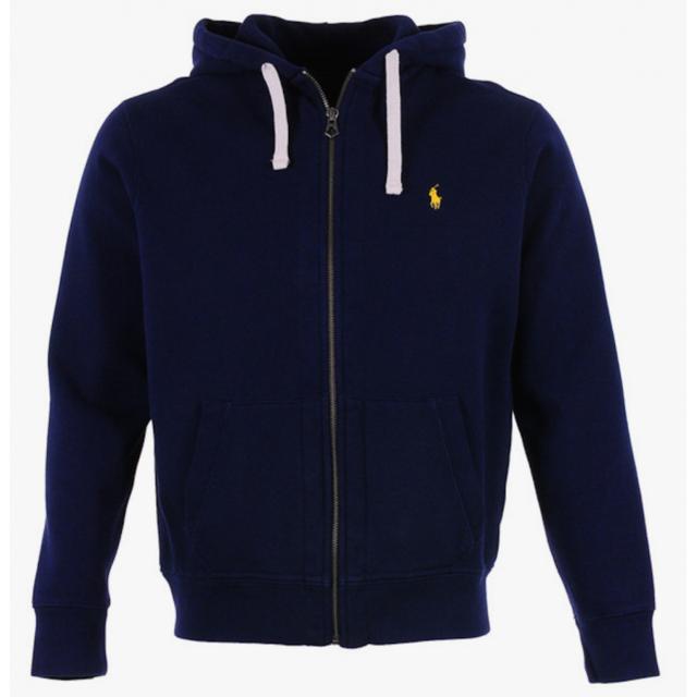 Ralph Lauren - Hoodie sweat à capuche bleu marine taille L - pas cher Achat    Vente Sweat homme - RueDuCommerce 384312525a0e