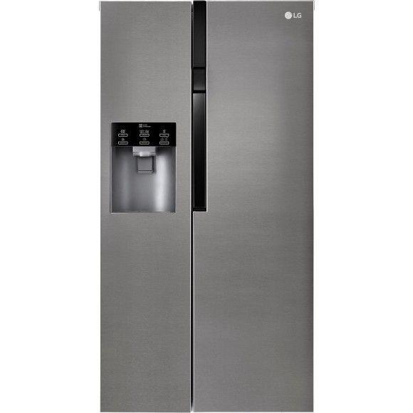 LG - Réfrigérateur américain - GSL 361 ICEZ