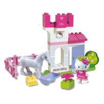 Androni - L'ecurie de Hello kitty Princess Briques