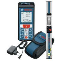 Bosch - Télémètre laser de portée 80m GLM 80 + rallonge inclinomètre R 60 0601072301