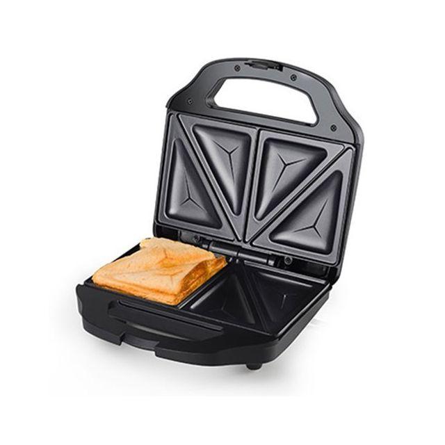 Totalcadeau Machine pour confection de sandwich - Appareils Croque-Monsieur et Panini