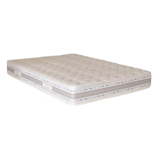 france matelas matelas royal 140x190 m moire de forme 9 zones de confort 87894 140cm x 190cm. Black Bedroom Furniture Sets. Home Design Ideas