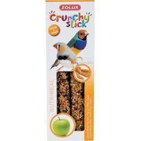 Zolux - Crunchy Stick Exotique Millet/POMME 85G