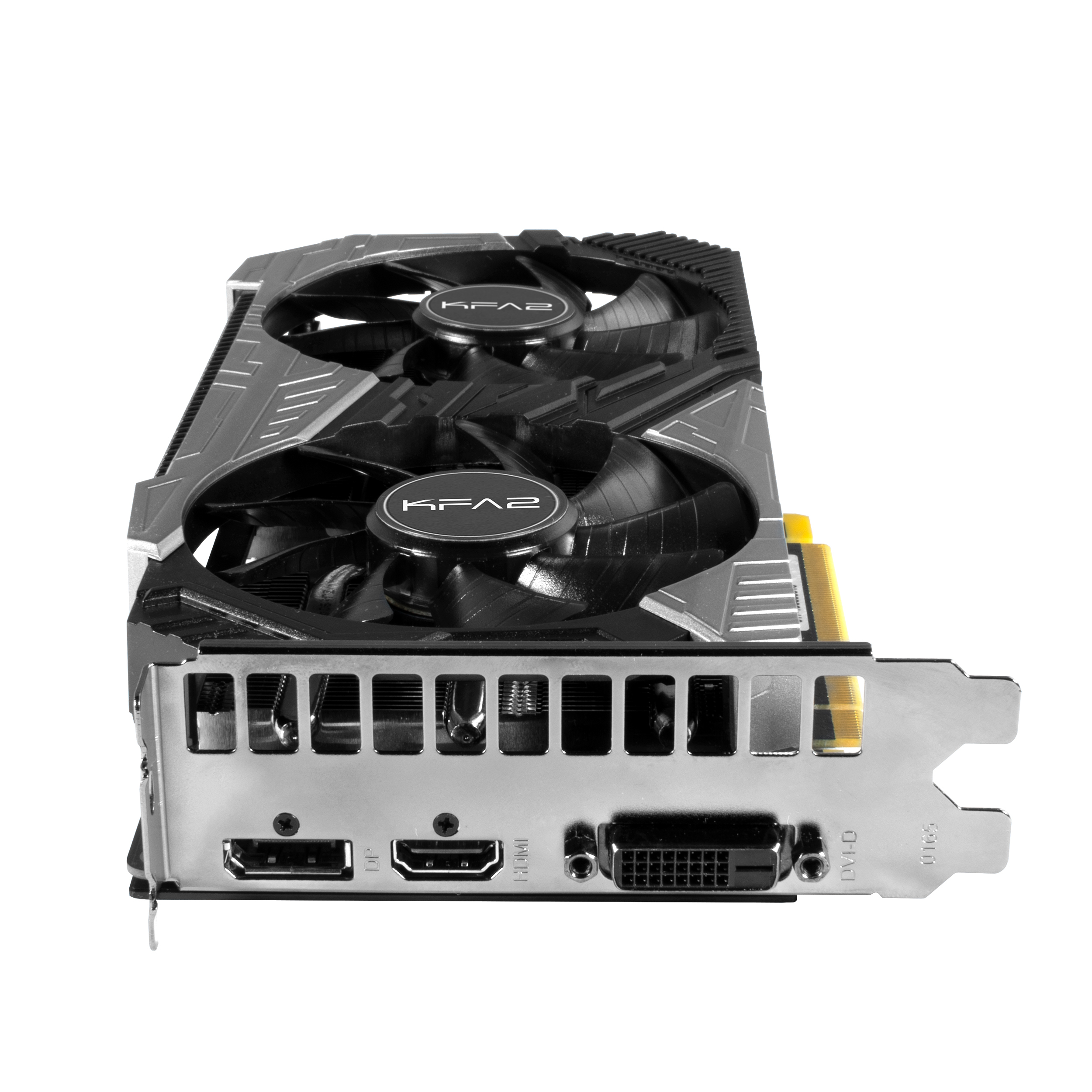 Carte graphique GeForce RTX 2060 Super 1-Click OC 8 Go KFA2