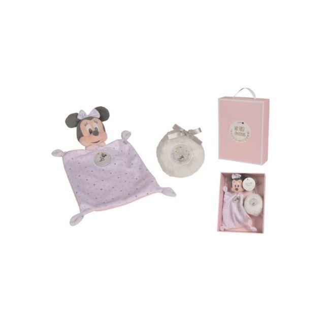 Disney Minnie My First Xmas - Set cadeau