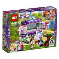 Lego - Friends - Le stand d'art d'Emma - 41332