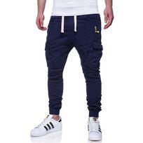 6061608ca9bc Jeans homme avec poche cote - catalogue 2019 -  RueDuCommerce ...