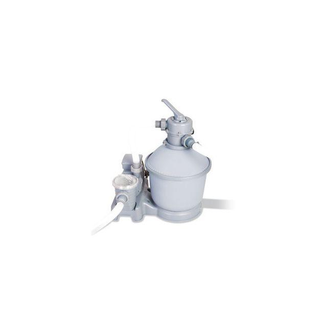 Best Way Pompe De Filtration A Sable Pour Piscine Debit 3 79 M3 H Flowclear Pas Cher Achat Vente Filtration Pour Piscine Rueducommerce