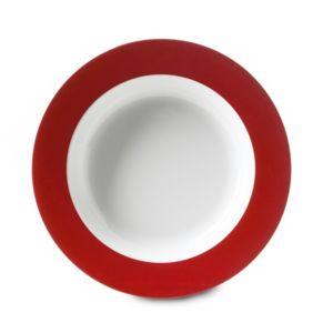 rosti mepal assiette creuse mepal rouge pas cher achat vente vaisselle jetable rueducommerce. Black Bedroom Furniture Sets. Home Design Ideas