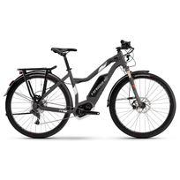 Haibike - Xduro Trekking 3.0 - Vélo de trekking électrique - gris