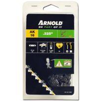 """Arnold - Chaîne .325"""", 1,3mm, 66 Entr avec element de securité, demi rond - 1191-X2-5066"""