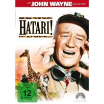 Paramount Home Entertainment - Hatari! IMPORT Allemand, IMPORT Dvd - Edition simple