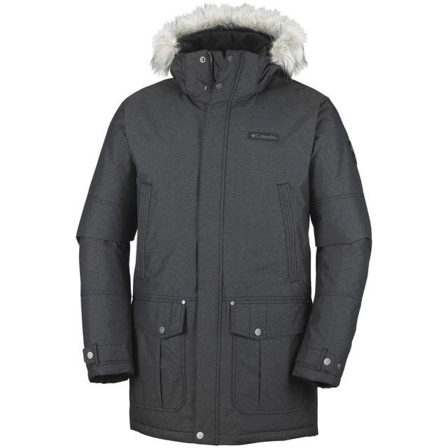 Manteau columbia femme pas cher