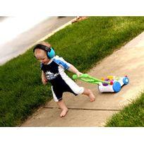 Banz - Casque anti-bruit enfant vert