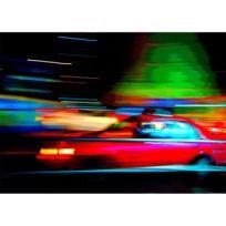 Artis - Toile imprimée Morgan Paslier La Course 100 x 140 cm