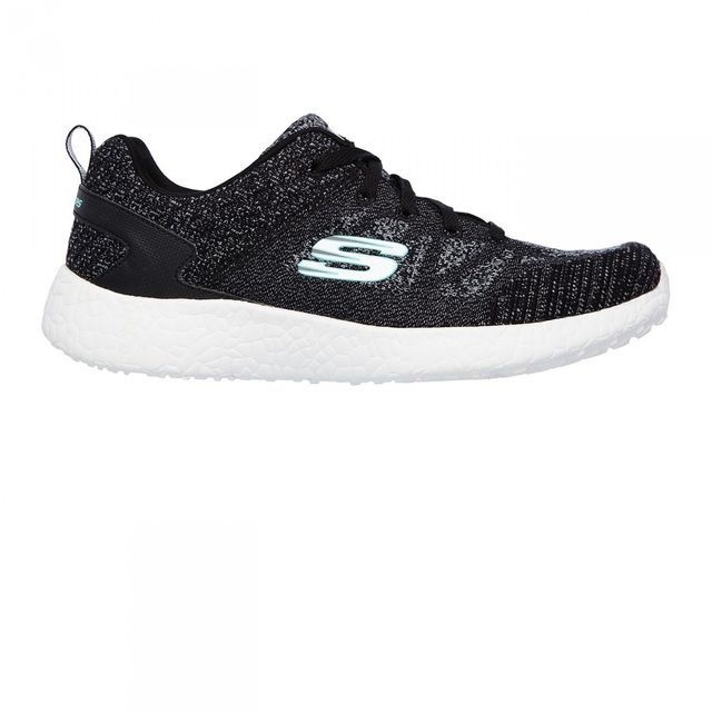742baa1ddc2da Skechers - Chaussures Energy Burst Black White W e17 - pas cher ...
